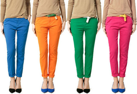 Fundamental Tips For Colour Blocking | fundamental-tips-for-colour-blocking | Scoop.it