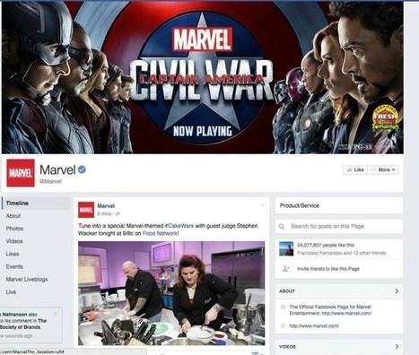 Facebook actualizará el formato de las Fan Page. — Marketeros LATAM   Red Community  Manager.   Scoop.it