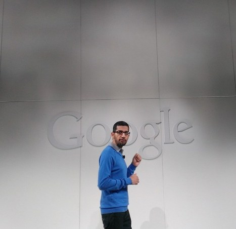 Google CEO Larry Page appoints Sundar Pichai to lead nearly every product at the company | Lead To Inspire | Scoop.it
