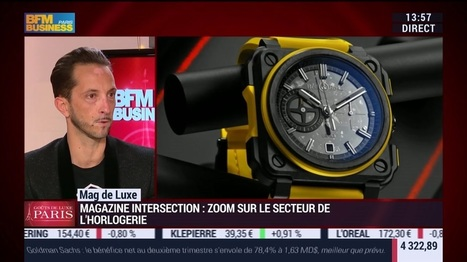 Le Mag de Luxe: Intersection Magazine propose un zoom sur le secteur de l'horlogerie - 19/07 | Horlogerie | Scoop.it