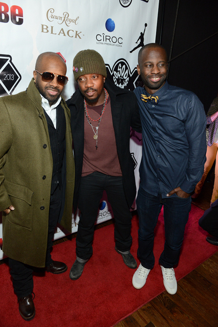 PICS: Celebs Hit The So So Def CASTLE PARTY In Atlanta   The Young, Black, and Fabulous   GetAtMe   Scoop.it