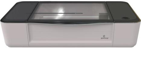 Glowforge – the 3D Laser Printer | The Affordable Desktop Laser Cutter Engraver | FabLab - DIY - 3D printing- Maker | Scoop.it