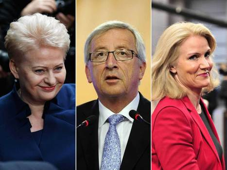 Who will be the next leader of Europe? - The Independent | UK European Referendum | Scoop.it
