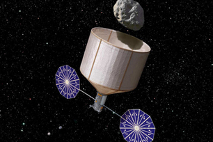 NASA Eyes Wild Plan to Drag Asteroid Near the Moon | VIM | Scoop.it