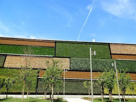 Israel Pavilion at Expo Milano | Vertical Farm - Food Factory | Scoop.it