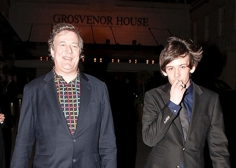 Stephen Fry's Engagement to a Younger Man Brings Predictable—and Troubling—Chuckles | Gay News | Scoop.it