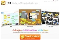Ideas for using Linoit (sticky notes online) in your classroom | Classroom Resources | Scoop.it