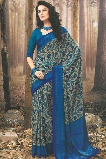 How to Dress up in Sarees for All Occasions | sareez | Scoop.it