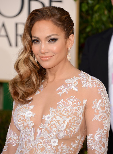 2013 Golden Globe Awards Red Carpet Hairstyles and Makeup Trends | THE FANTASTIC HAIRDRESSER SALON | Scoop.it