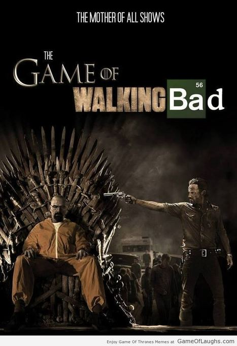 The Game Of Walking Bad | Breaking Bad | Scoop.it