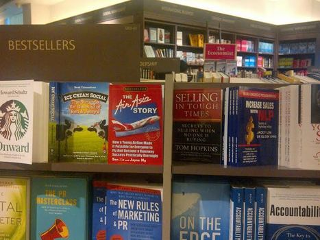 Increase Sales with NLP: Secrets of Psychology Selling rank in the top 10 best selling books in Kinokuniya bookstore! | NLP Training and Courses | Scoop.it