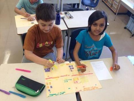 Twitter / FMRoom103: Solving a math problem using ... | Co-Constructed Criteria | Scoop.it