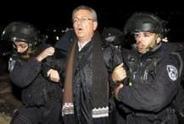 Palestine : Un camp de protestation démantelé par la police | Occupy Belgium | Scoop.it