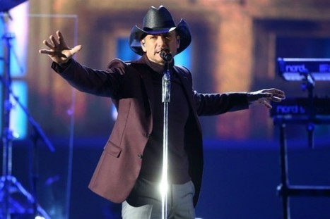 Tim McGraw Wants to 'Accomplish New Goals' in the New Year   Country Music Today   Scoop.it