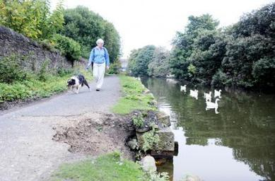 Leeds-Liverpool Canal towpath upgrade work is set to start - Ilkley Gazette | Canal Vines | Scoop.it