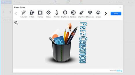 - Prezi donne maintenant des Effets à vos images ! | news eco commerciales et pédagogiques en lp | Scoop.it