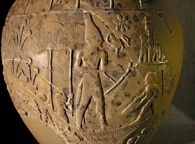 "Symbology in Ancient Egypt: The Mace-head of King ""Scorpion"" 
