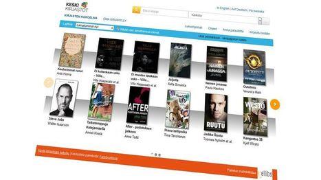 Perinteisiä kirjoja lainataan 200 kertaa sähkökirjoja enemmän | E-kirjat | Scoop.it