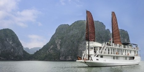 V'Spirit Classic Cruises HaLong Bay - Best Halong Bay Cruises | Best Halong cruises | Scoop.it