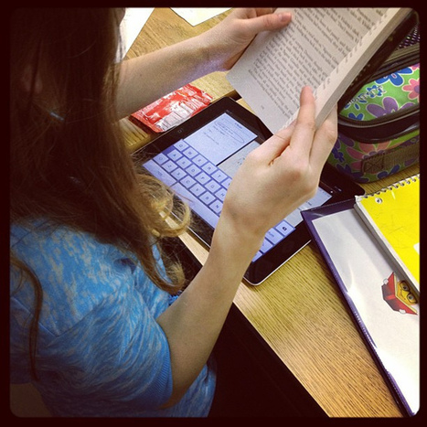 1:1 iPads in Elementary Part 1 – An Unexpected Journey | Remix Teaching | MrP | Scoop.it