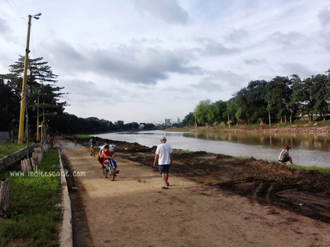 Bike Trails: Post-Habagat Marikina Riverside Loop | Philippine Travel | Scoop.it