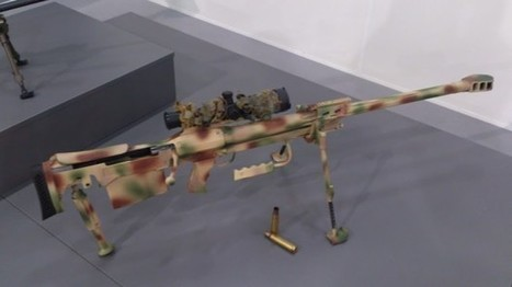 MSPO 2013, Bor and Tor, Polish sniper rifles go bullpup | The ... | Military and Some More Things | Scoop.it