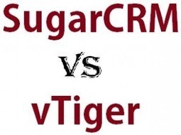 vTiger Vs SugarCRM – Which One is the Best CRM for YOU!   SugarCRM Development   Scoop.it