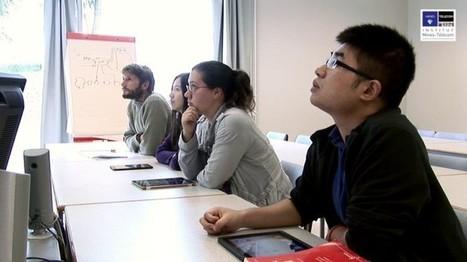 [MOOC] Introduction aux réseaux mobiles par Mines Télécoms   Blog des télécoms   Expériences de MOOC   Scoop.it