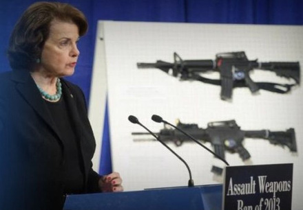 ATOMIKTIGER: Feinstein Assault Weapons Ban Wouldn't Prevent Mass Shootings; Speaks Before Facts Are Known | Criminal Justice in America | Scoop.it