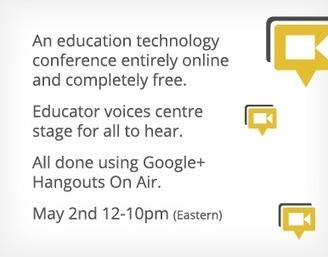 EducationOnAir - A Free Online Conference for Educators | 21st Century Information Fluency | Scoop.it