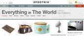 Spootnik: un nouveau réseau social pour un shopping international | Réseaux Sociaux - Social Media | Scoop.it