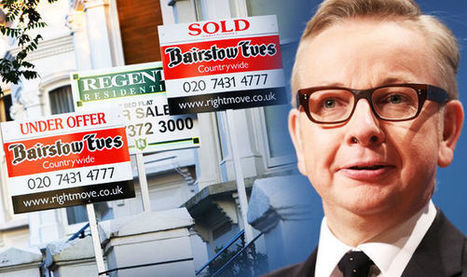 Brexit will benefit Britons and BOOST property chances, Michael Gove declares | Welfare, Disability, Politics and People's Right's | Scoop.it