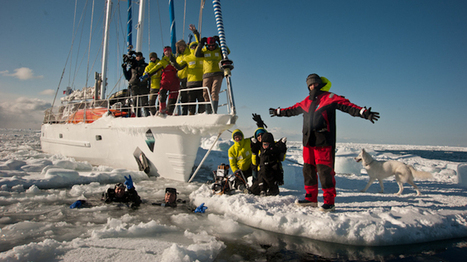 Premier bilan - UTP II - Discovery #Greenland #Groenland | Hurtigruten Arctique Antarctique | Scoop.it
