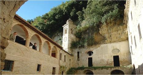 Live the history in Le Marche: Eremo dei Frati Bianchi, Cupramontana | Le Marche Properties and Accommodation | Scoop.it