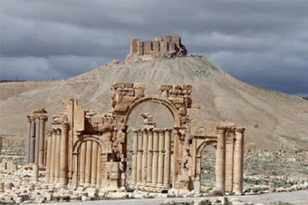 The Archaeology News Network: 3D images of Syrian archaeological treasures go online | Monde antique | Scoop.it