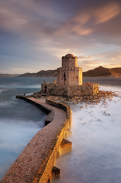 Castle of Methoni (Prisoners of Dusk) - Peloponnese, Greece | Katakolon Greece | Scoop.it