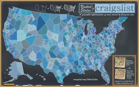 We Love Datavis | Map@Print | Scoop.it