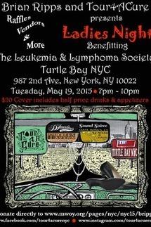 Ladies Night Fundraiser Events | Turtle Bay NYC | Best Bars Midtown NYC | Scoop.it