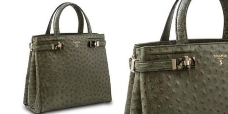 La nuova borsa Serapian al Salone del duty free e travel retail - Sfilate | fashion and runway - sfilate e moda | Scoop.it