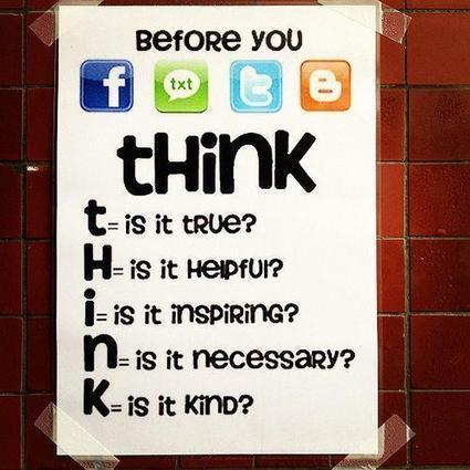 Tweet from @HPEDU | Cyberbullying Prevention | Scoop.it