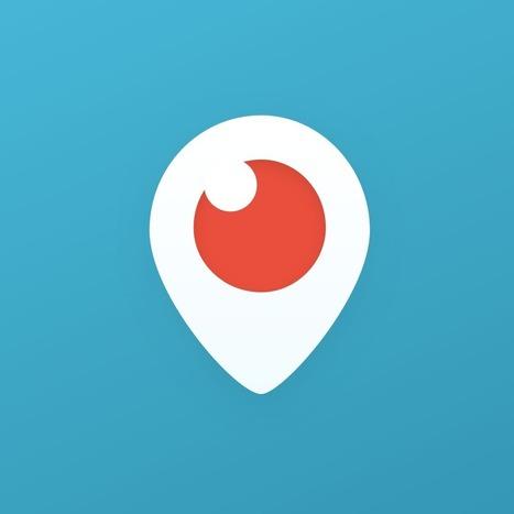 Periscope teste la sauvegarde de vidéos | Socialdigitalnews | Scoop.it