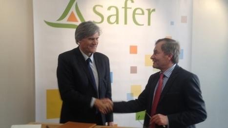 Loi d'avenir, foncier agricole Stéphane Le Foll signe un pacte d'avenir avec les Safer - Terre-net | Le Fil @gricole | Scoop.it