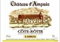 E. Guigal Côte-Rôtie Château d'Ampuis | BottleDB | oenologie en pays viennois | Scoop.it