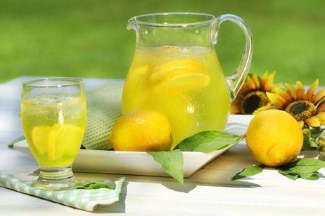 Limonade et thé glacé, voici revenu l'été! - Journal Accès | thé | Scoop.it