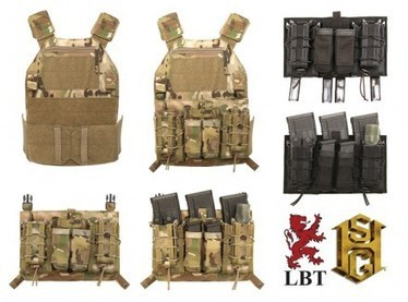 HUGE NEWS! - LBT Partners with HSGI to Offer Mission Adaptive Panel with TACO - Soldier Systems Daily | Thumpy's 3D House of Airsoft™ @ Scoop.it | Scoop.it