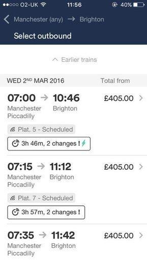 Tweet from @alexwinterstv | Travellers multimodal information system | Scoop.it