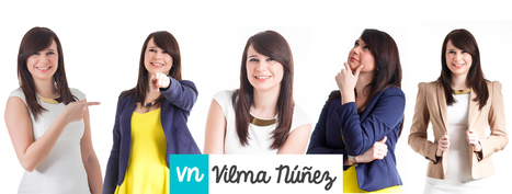 Vilma Núñez, un ejemplo de marca personal en Social Media | Social Media | Scoop.it