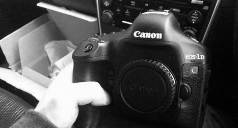 Canon EOS-1D C Available? | 99U | Scoop.it