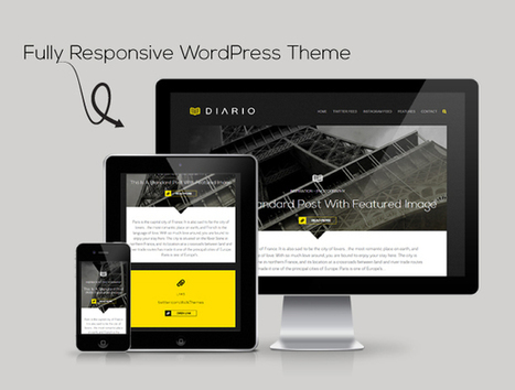 Effective Design Tips For WordPress Themes That Sell: The... | Creative Wordpress Theme | Scoop.it
