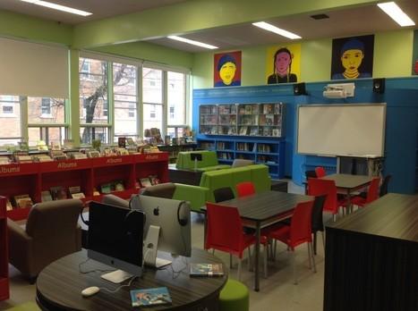 Quoi faire pour vos bibliothèques scolaires? | Les bibliothèques | Scoop.it